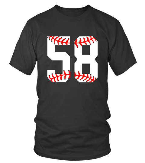 58th Birthday Gifts 1959 Baseball T Shirts