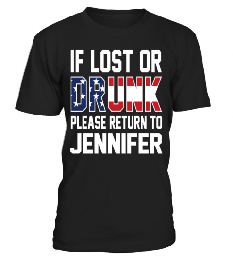 Lost or drunk