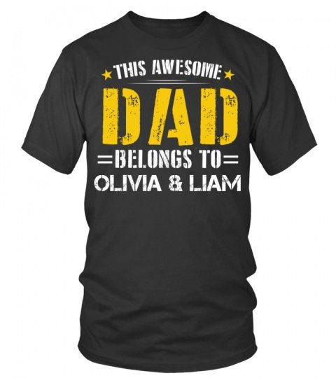 Fathers day awesome dad