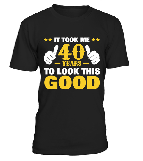 40th Birthday ShirtGifts For Dad Mom