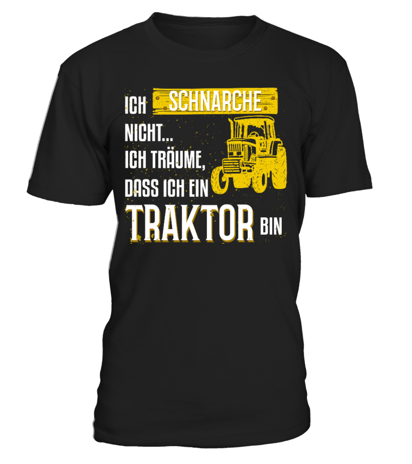 Landwirt, ich schnarche nicht..T-Shirt