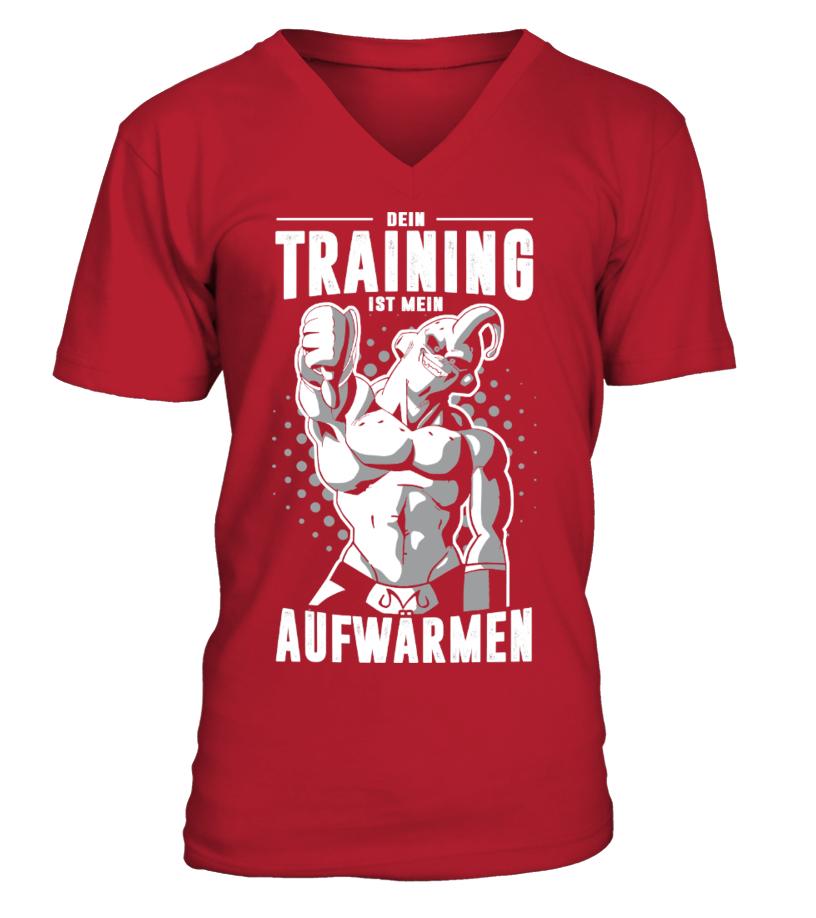 Dein training ist mein aufwarmen