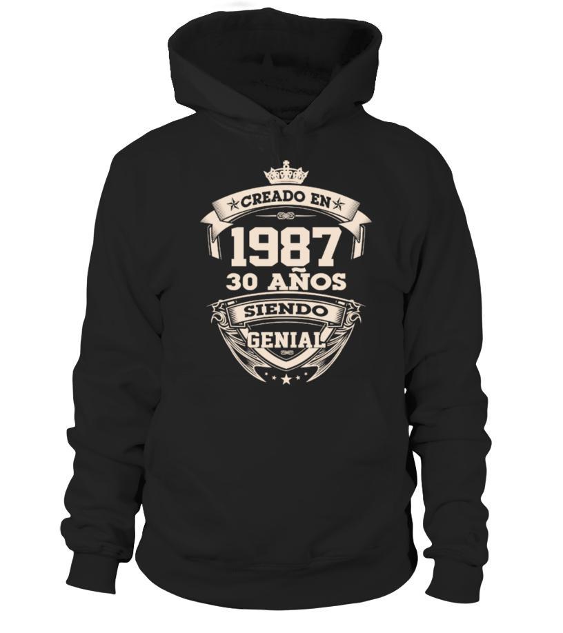 creado en 1987- 30 años siendo genial