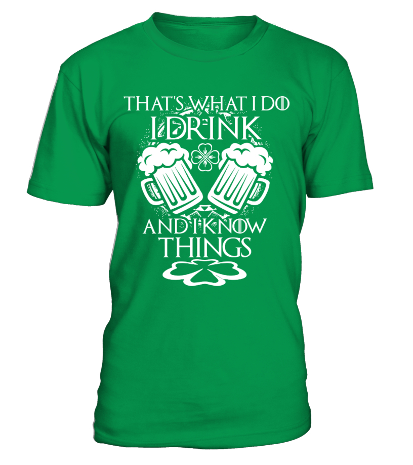 Perfect T-Shirt For St. Patrick's Day!
