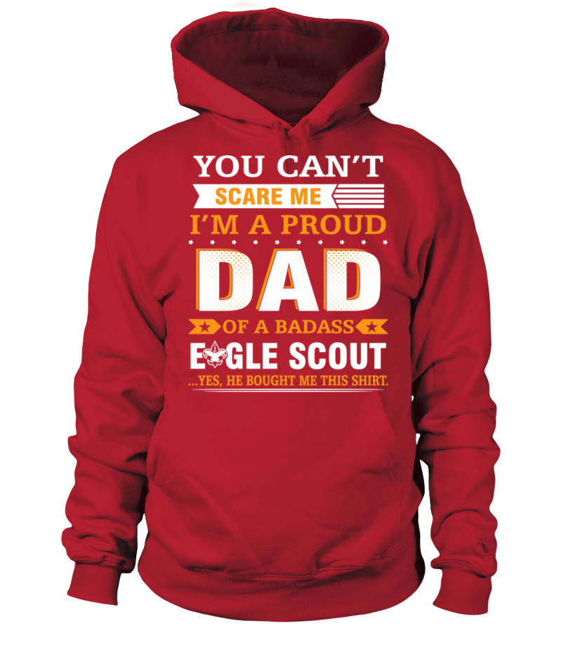 0b0ae120 Best Baseball Tees For You - Dad And Badass Eagle Scout - Custom T ...