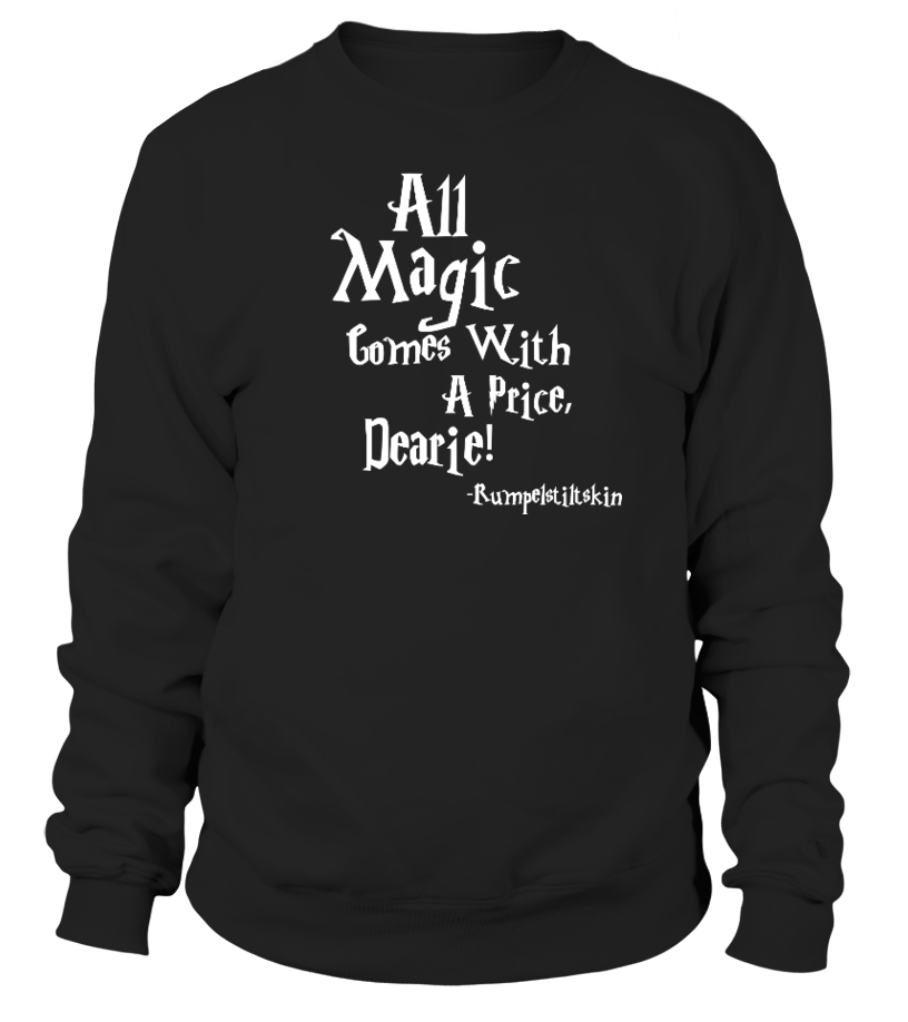 All Magic Comes With A Price Dearie
