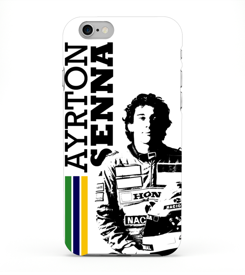 Cover Ayrton Brazil W