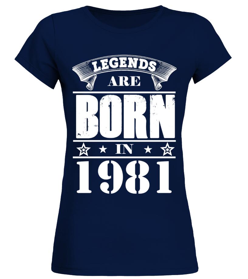 BORN IN 1981