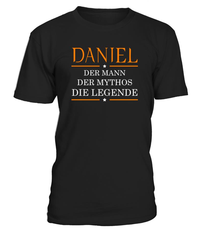 DANIEL DER MANN THE MYTHOS DIE LEGENDE