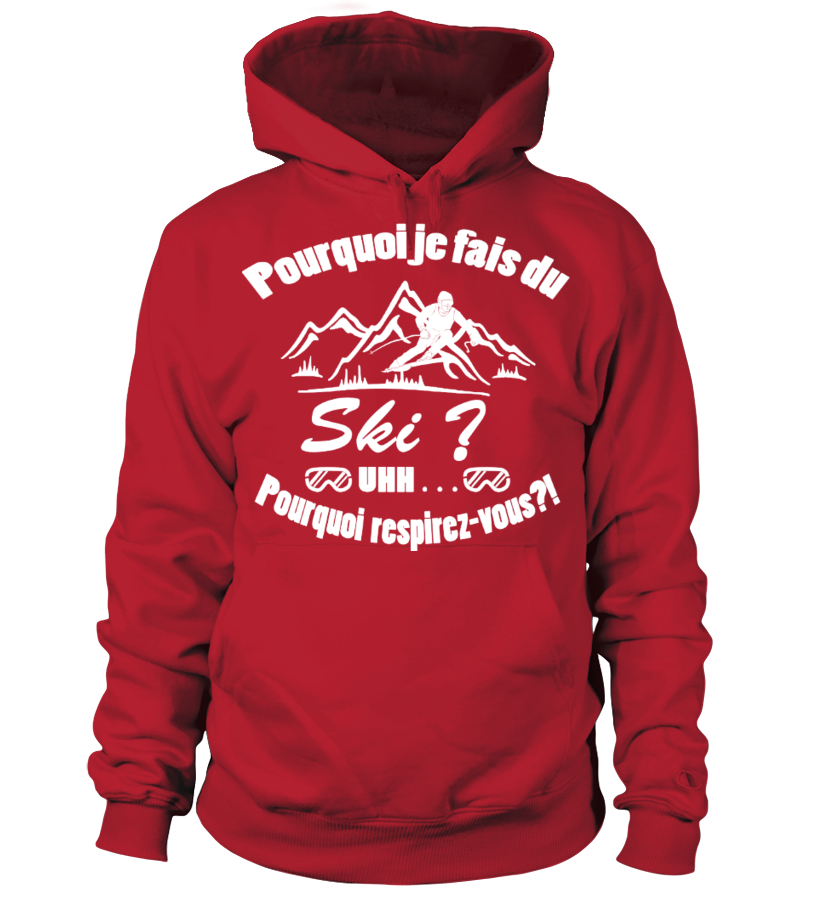 Ski Shirt Sweatshirt