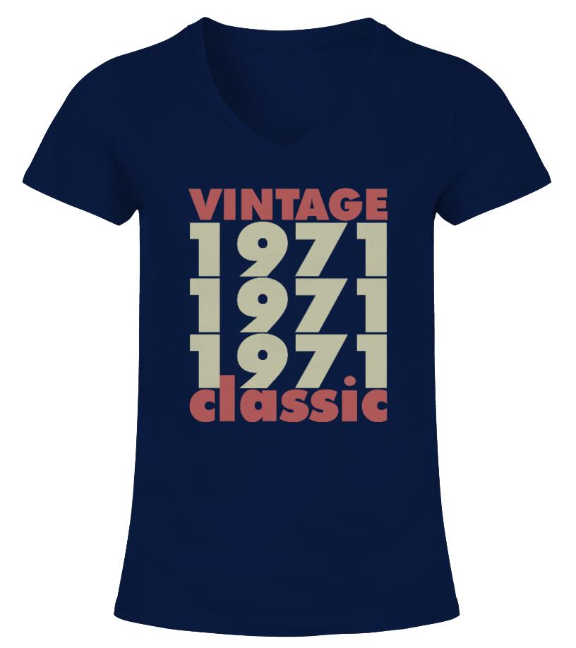 Birthday - Vintage 1971 Classic