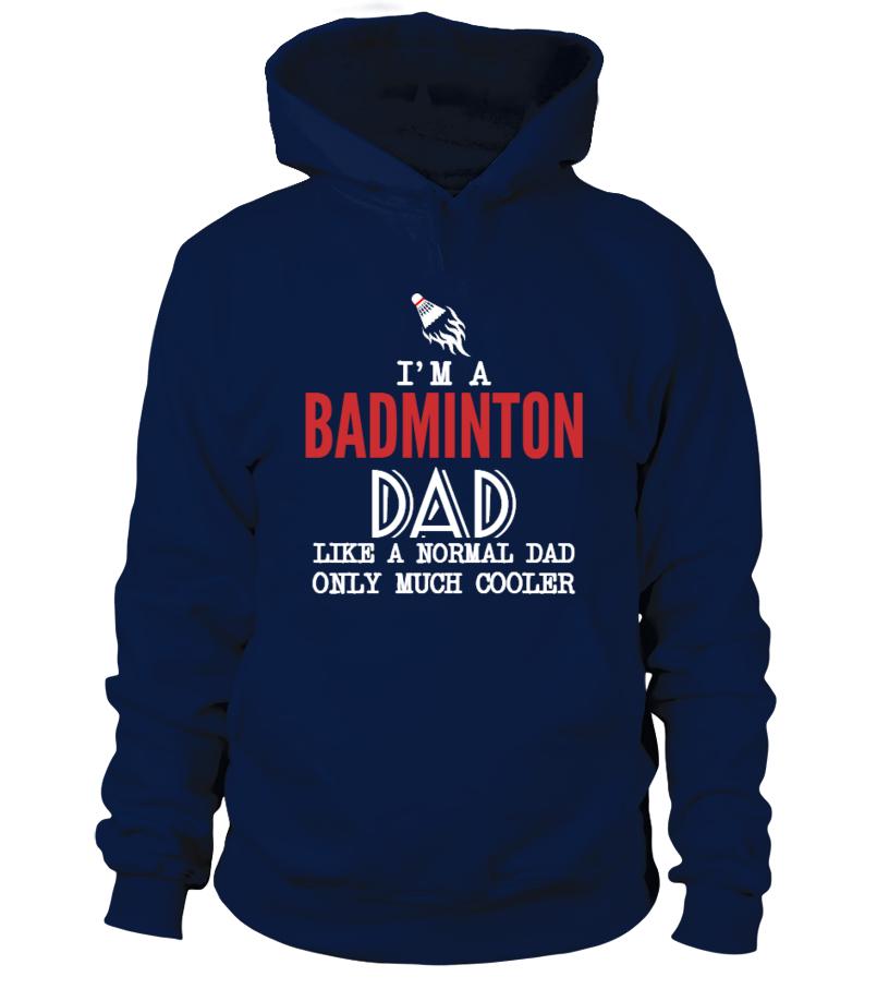 I'm A Badminton Dad