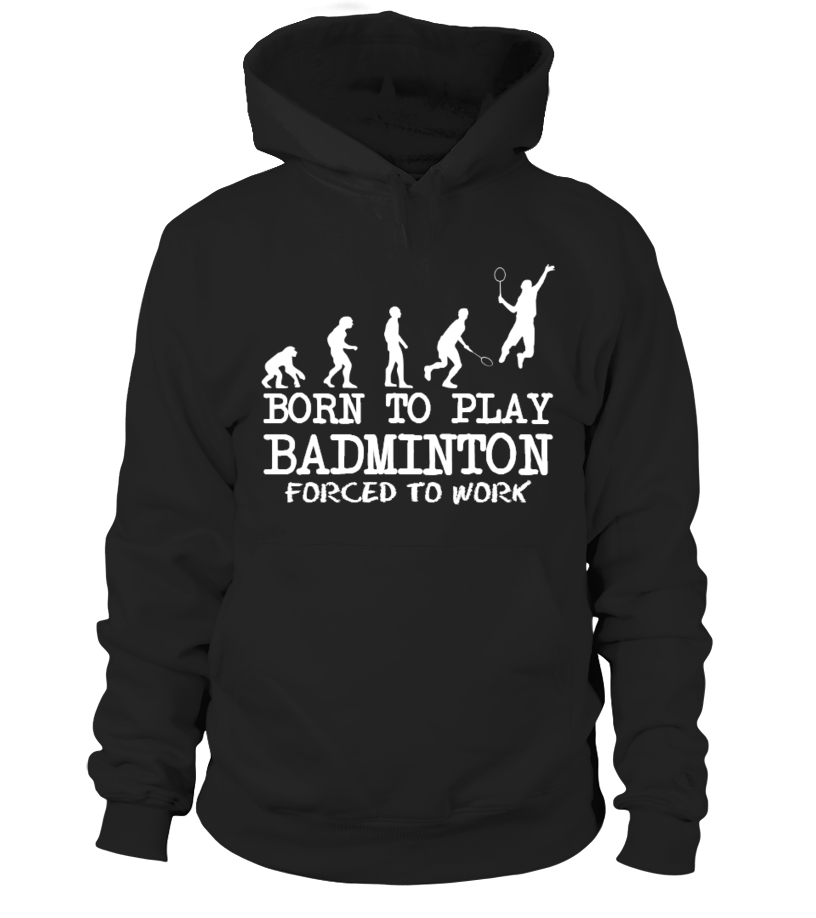 Born To Play Badminton