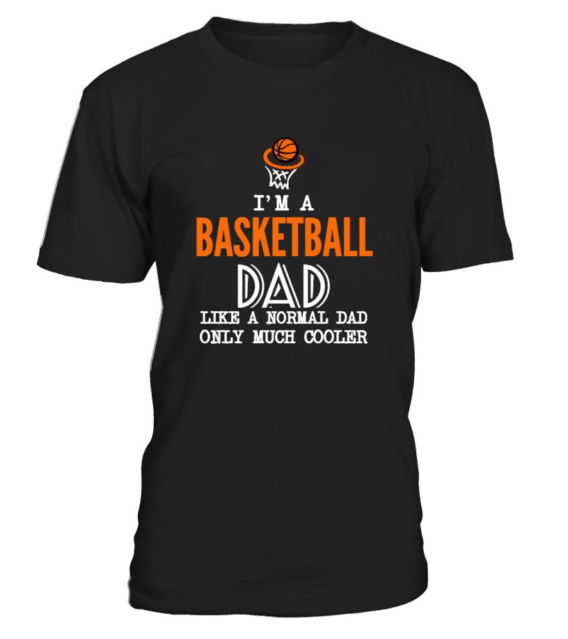 I'm A Basketball Dad