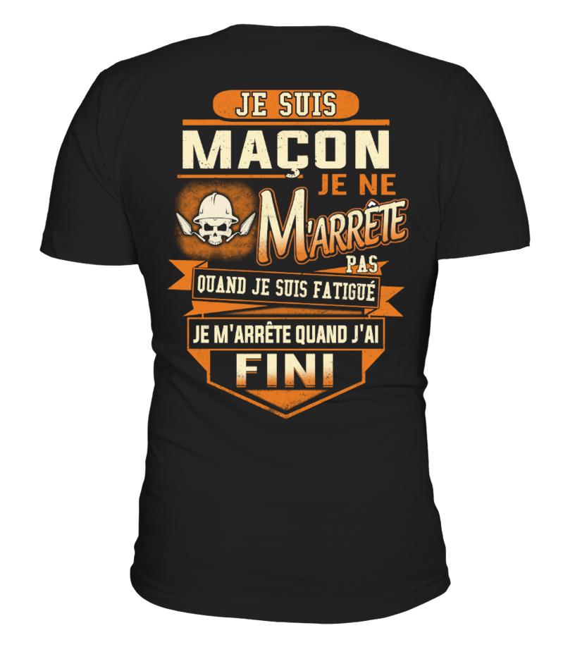 MAÇON, MAÇON T-shirt