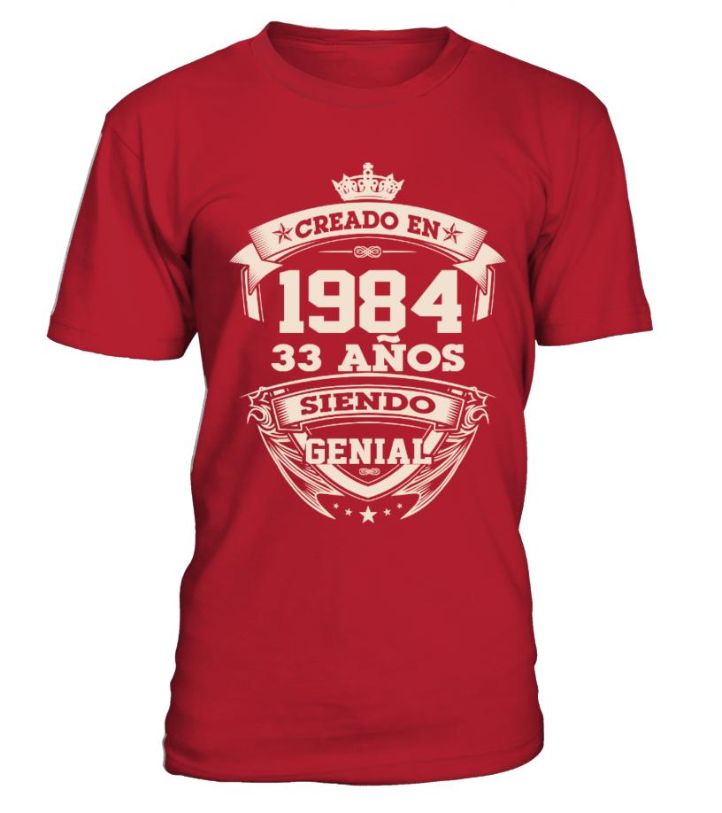 creado en 1984- 33 años siendo genial