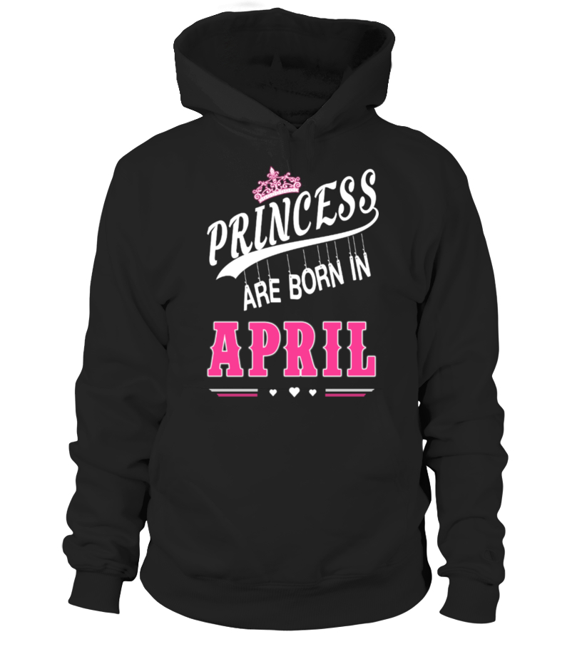 Princess are born in April