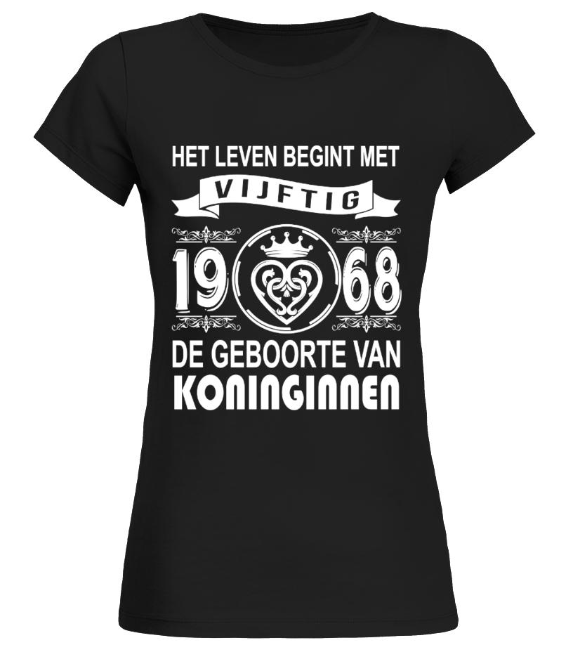Beperkte Editie - 1968 Koninginnen