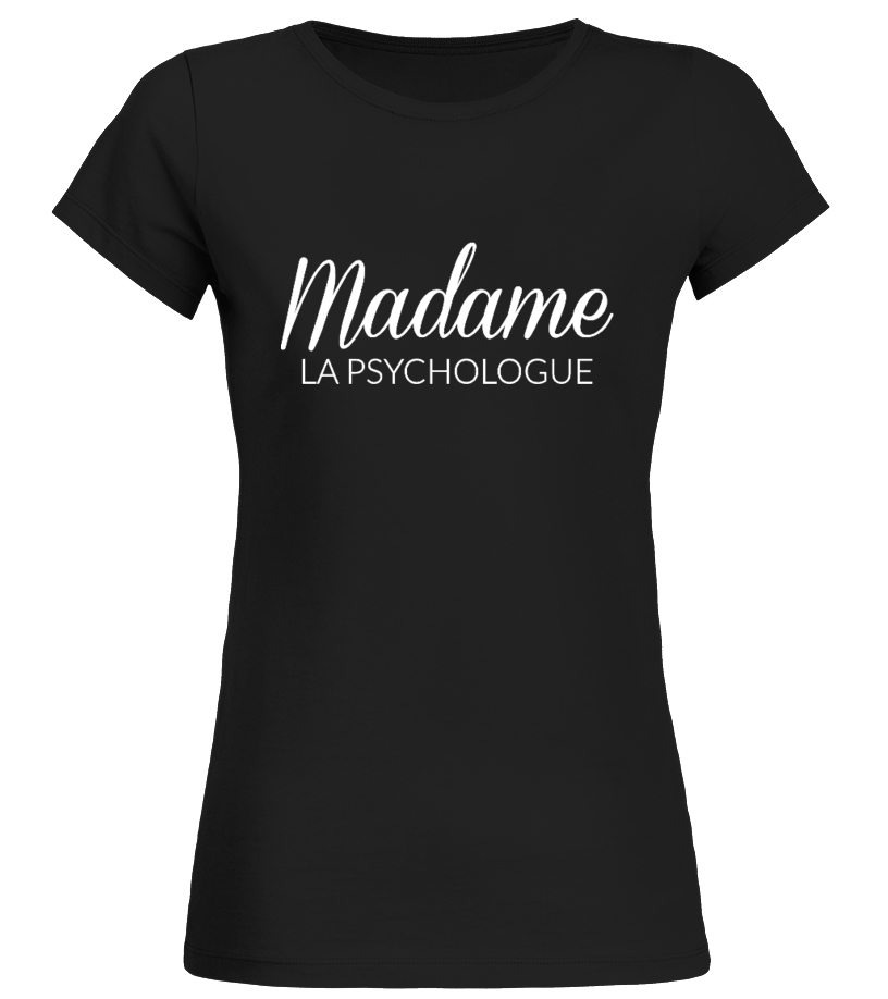 Madame la Psychologue