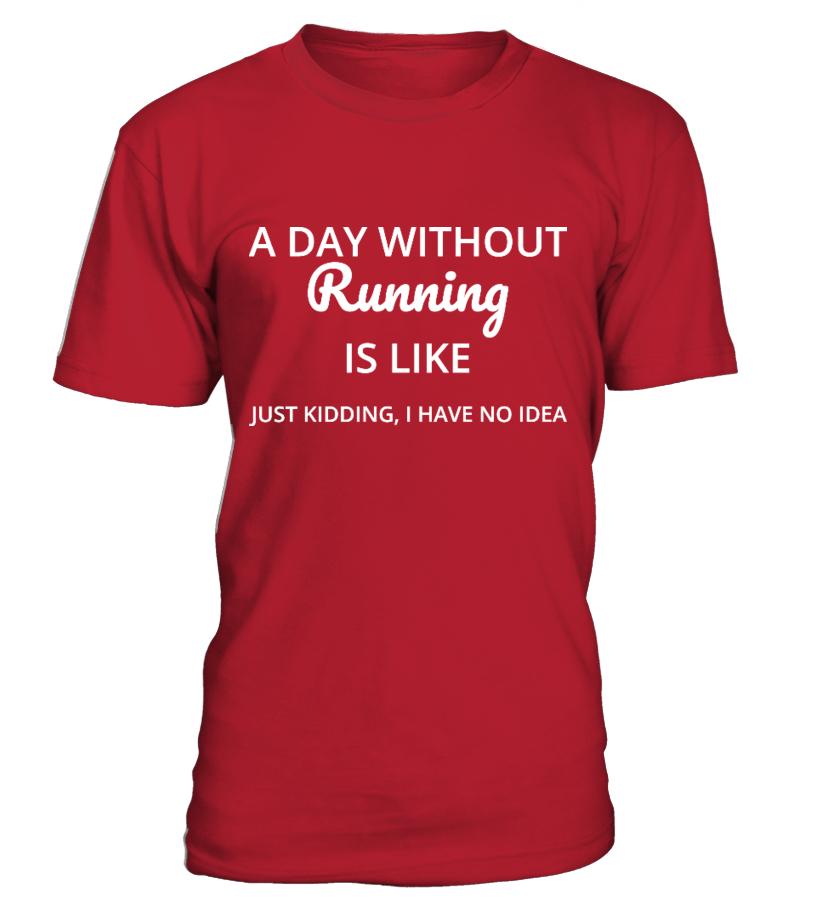 Running Shirts - T Shirt Design