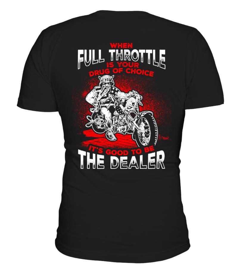 Full Throttle Dealer!
