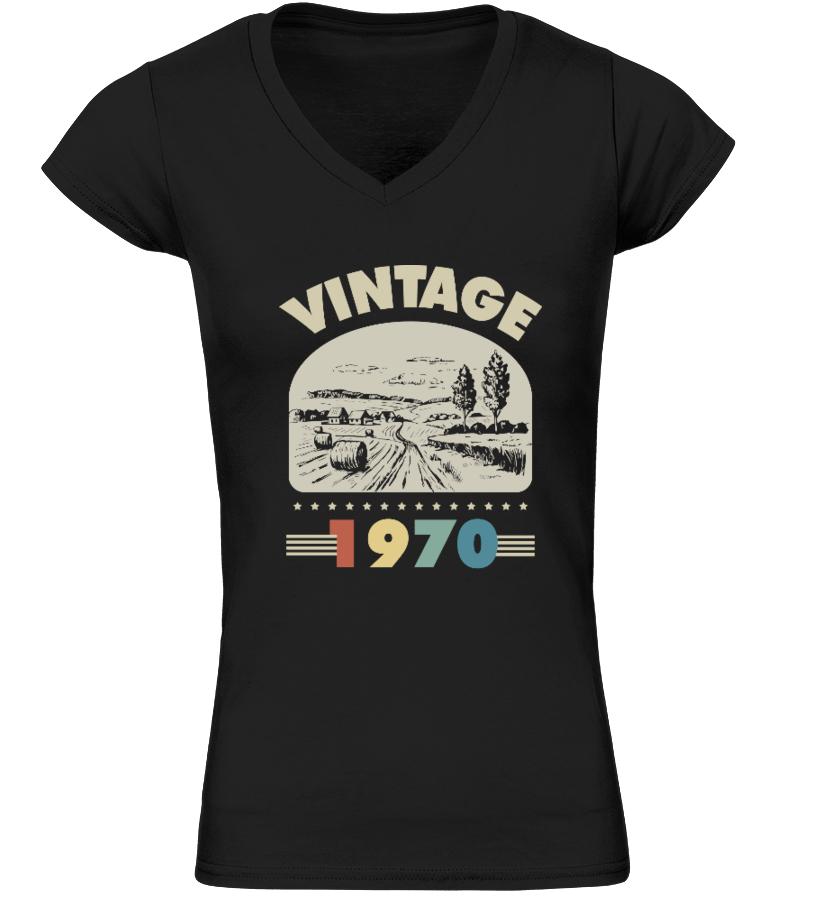 Birthday Gift Vintage 1970 Classic