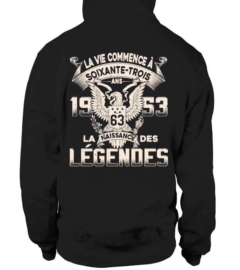 1953 La Naissance Des Légendes