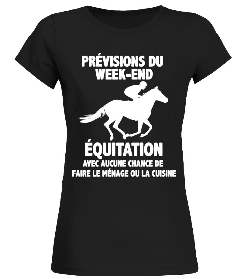 Prévisions du week-end -  Équitation