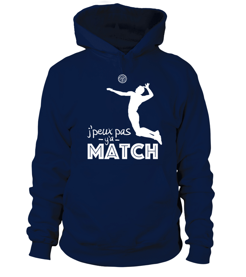 Volleyball Homme - J'peux pas y'a match