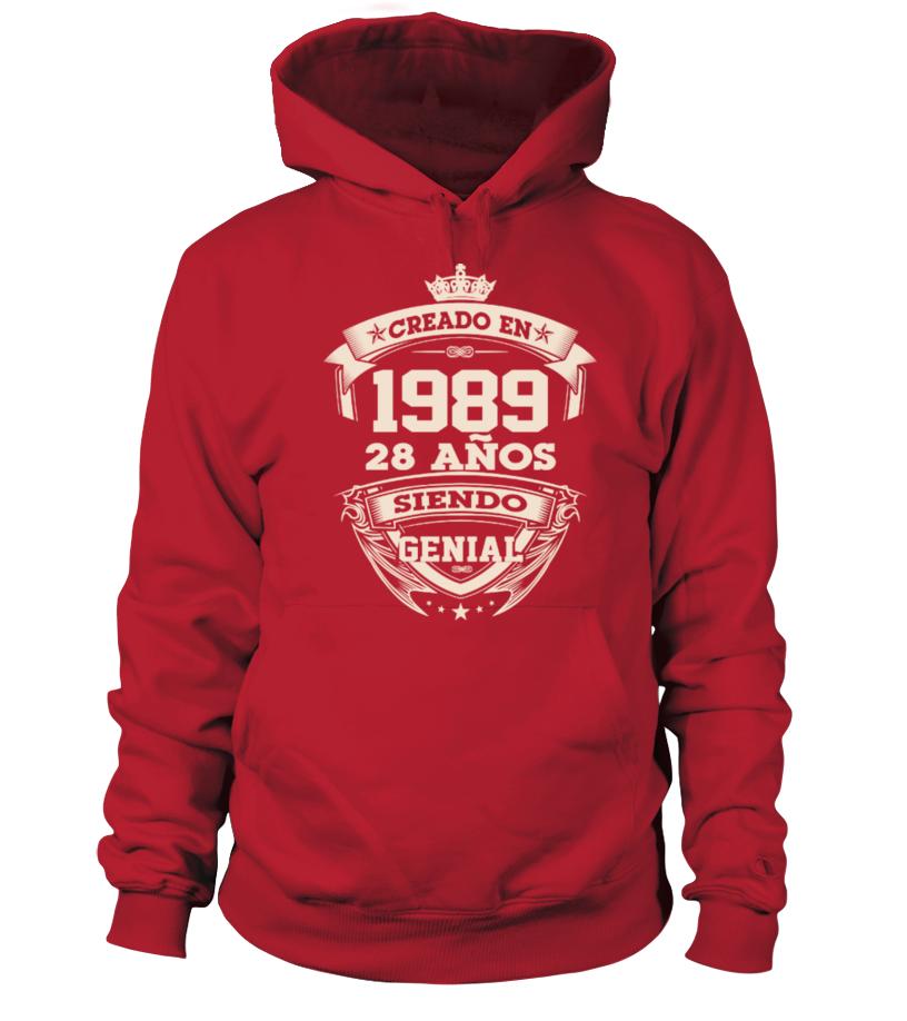 creado en 1989- 28 años siendo genial