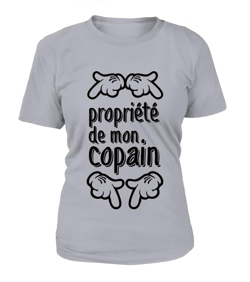 PROPRIÉTÉ DE MON COPAIN