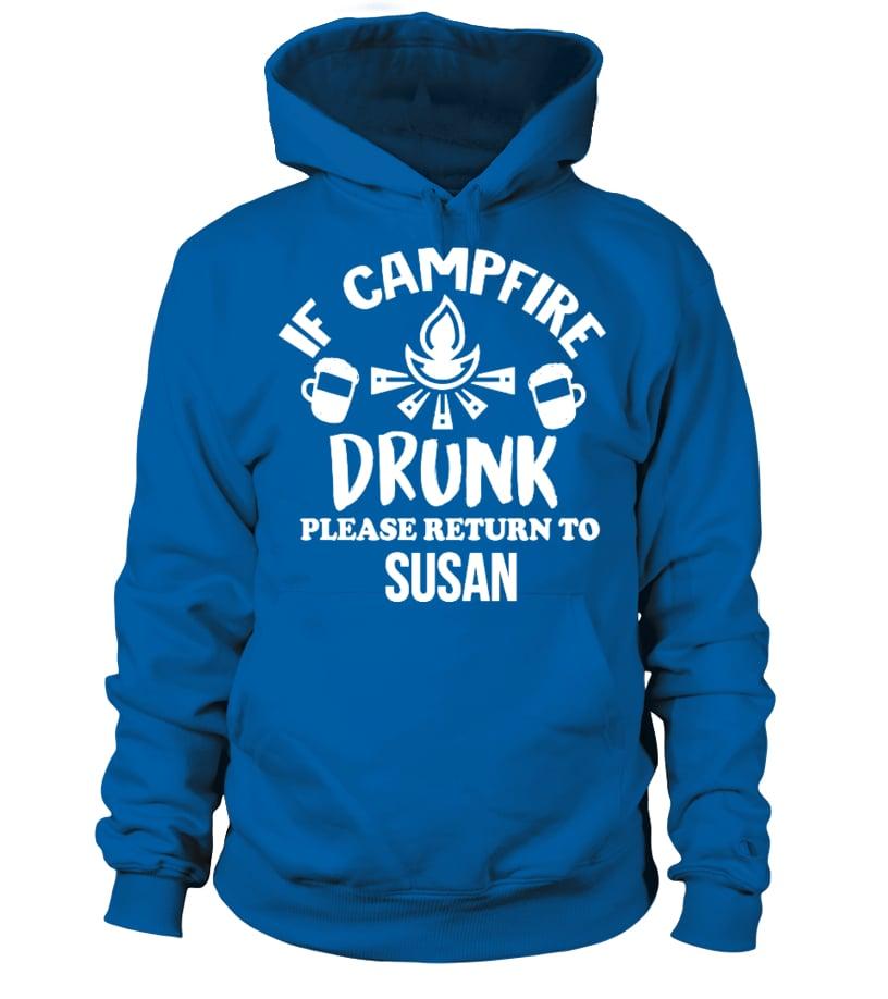 CUSTOM NAME If Campfire Drunk