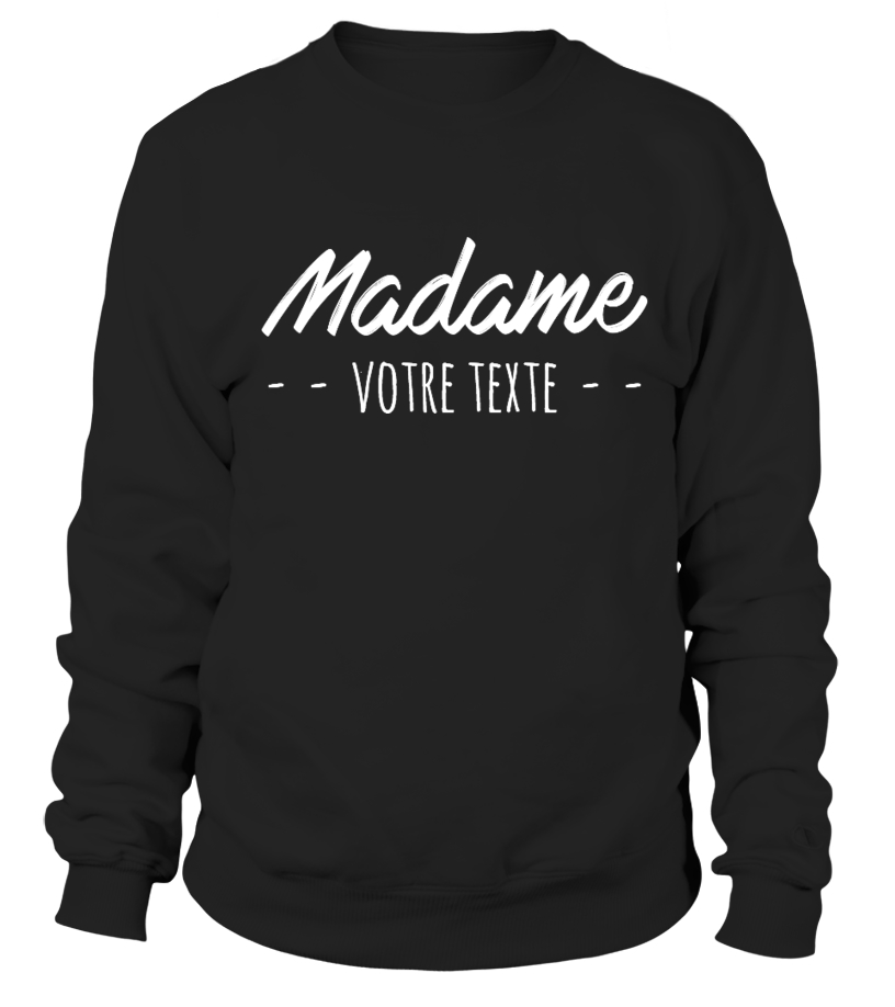 Madame [Personnalisable]