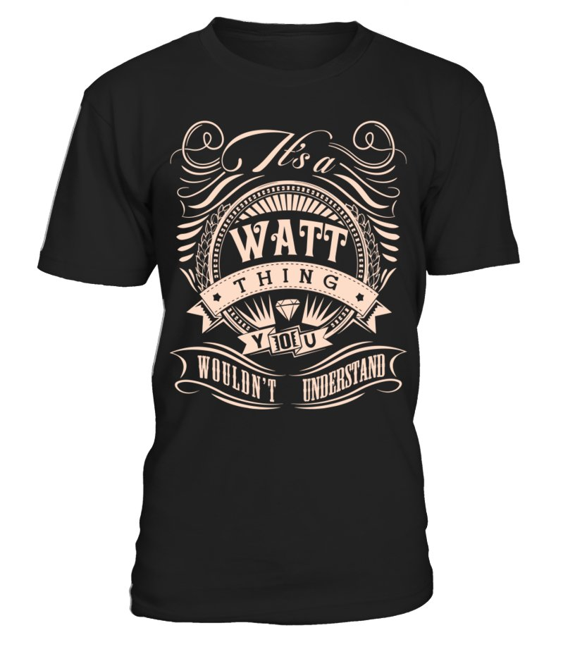 It's a WATT Thing - Name