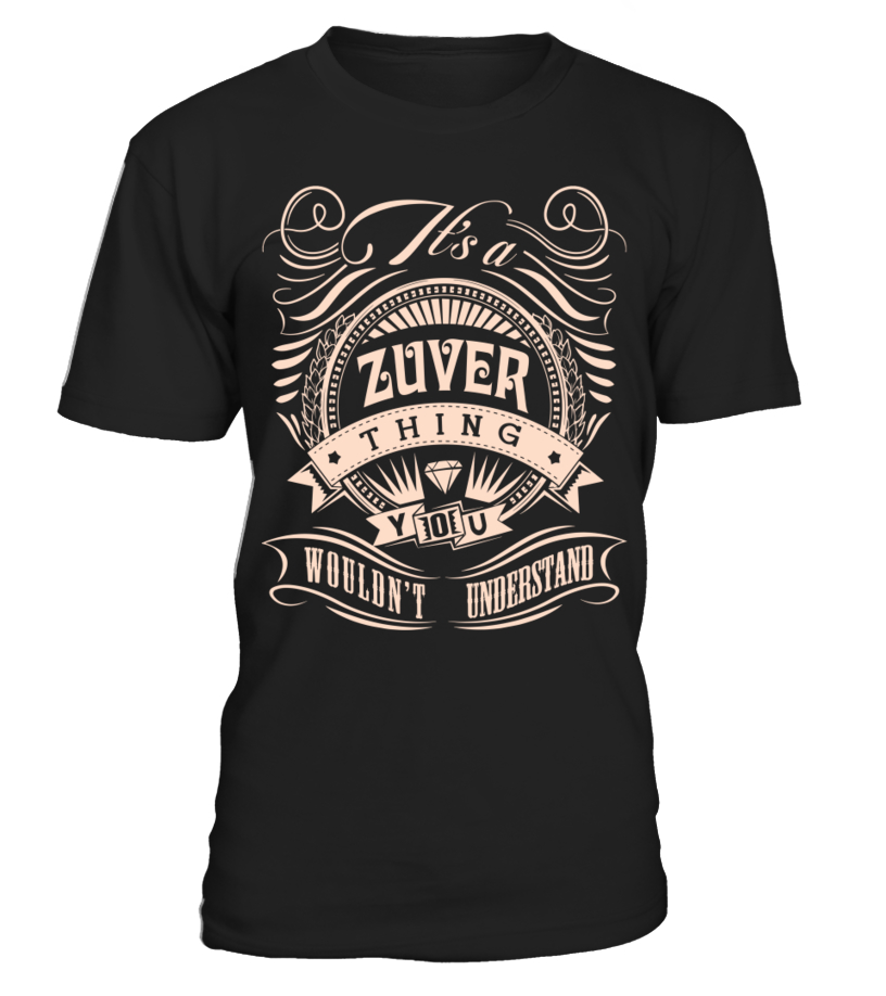It's a ZUVER Thing - Name