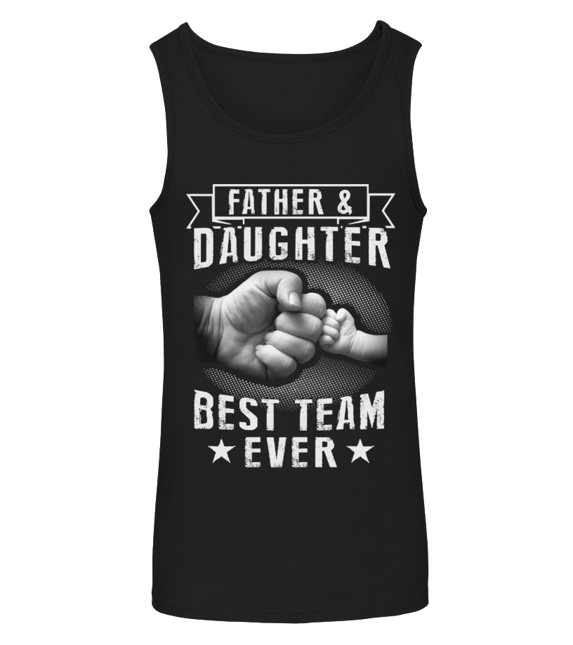 FATHER-DAUGHTER FRONT T-SHIRT