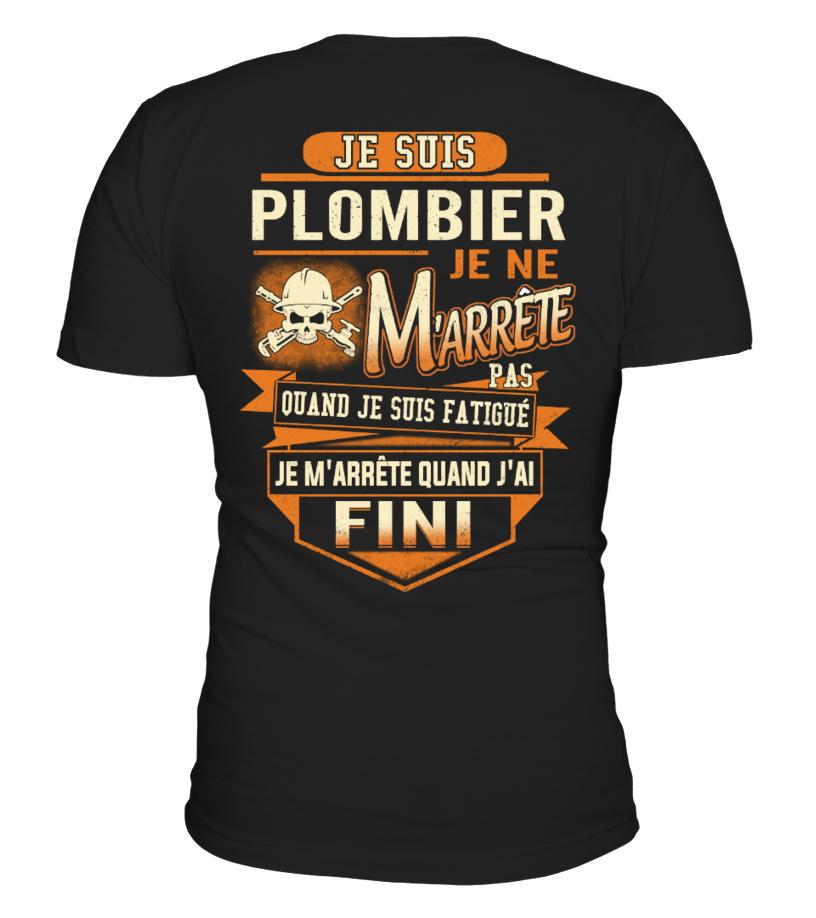 PLOMBIER, Plombier T-shirt