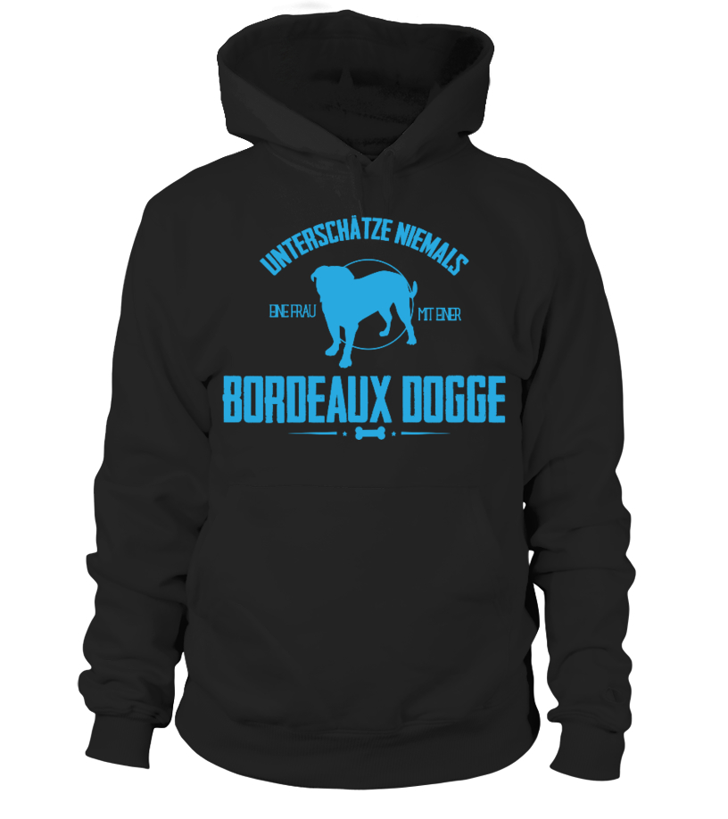 Limitierte Edition  Bordeaux Dogge