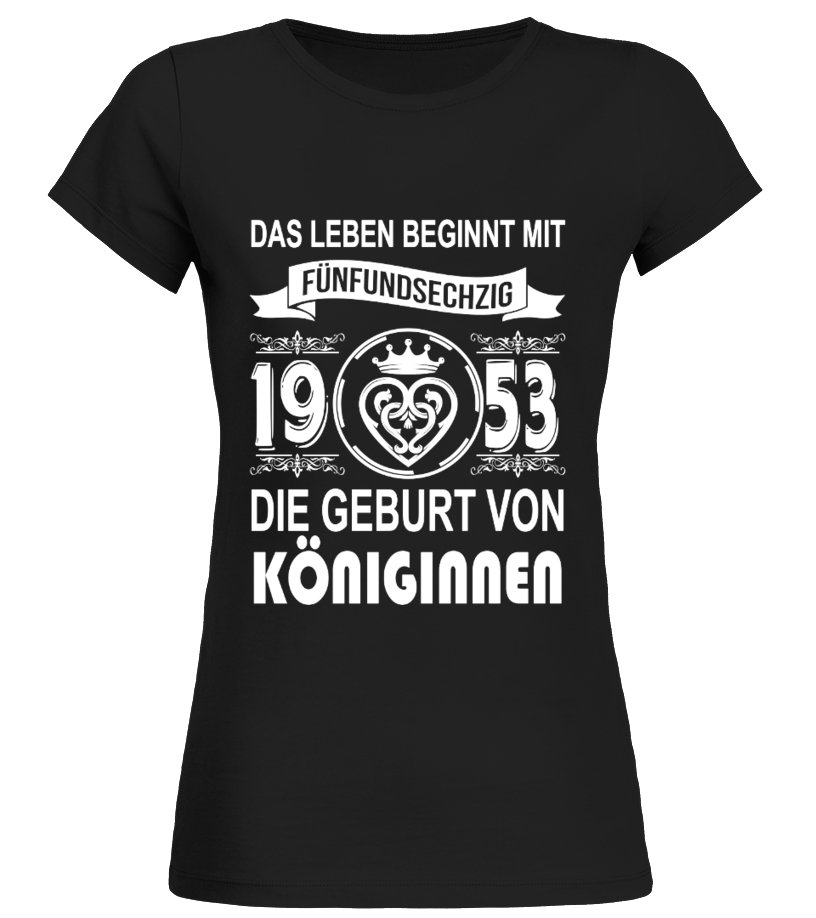 Limitierte Edition - 1953 Königinnen