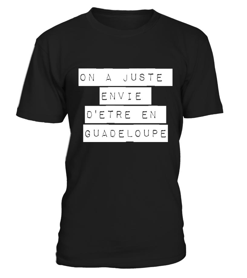 On a juste envie d'etre en Guadeloupe