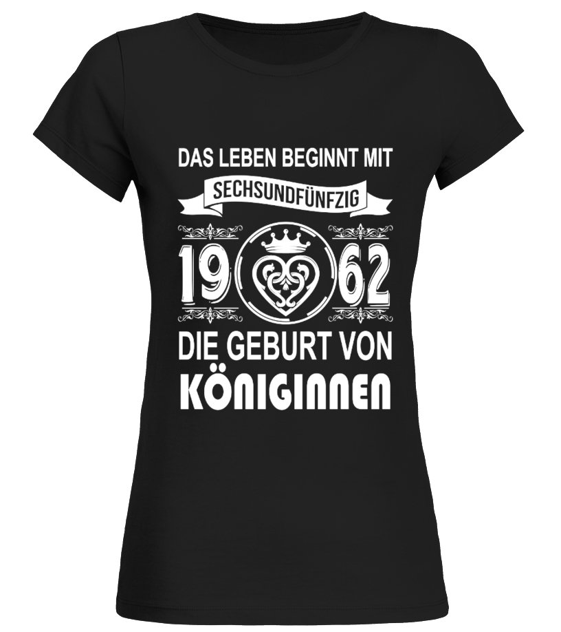 Limitierte Edition - 1962 Königinnen