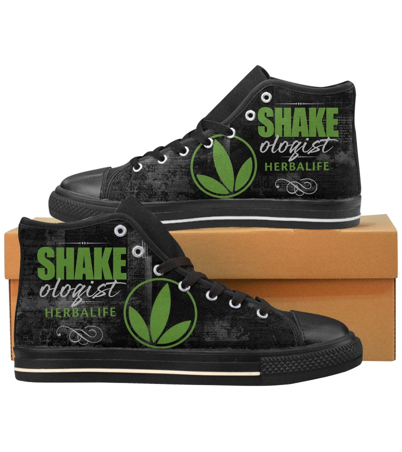 Herbalife Shakeologist High Tops