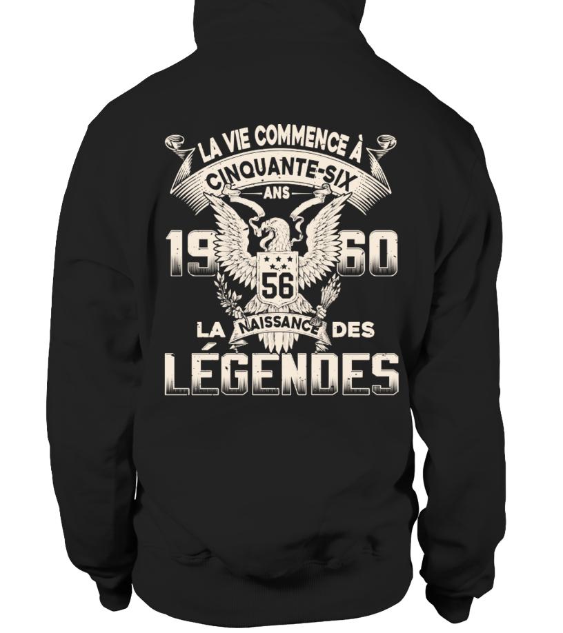 1960 La Naissance Des Légendes
