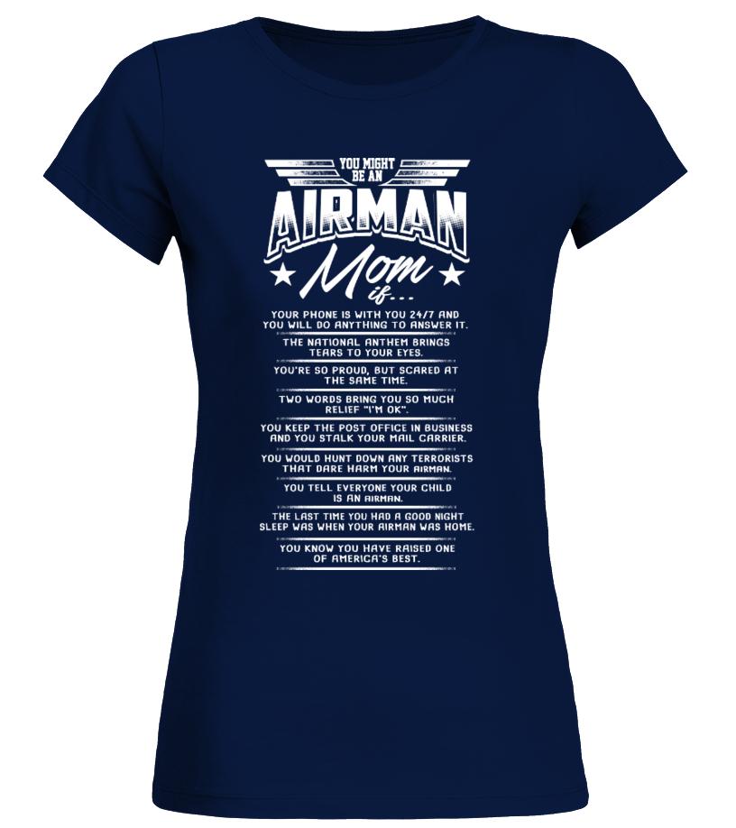 You Might Be An Airman Mom If