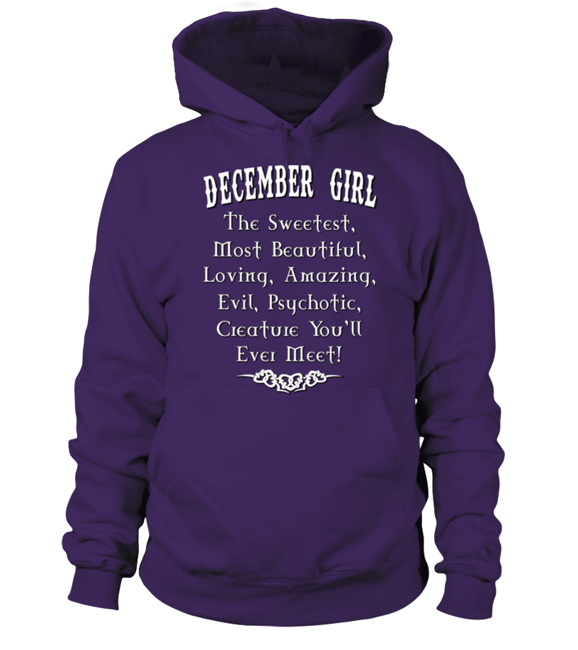 DECEMBER GIRL