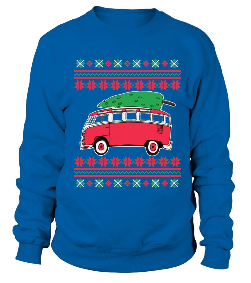 Limited Edition Xmas Bus