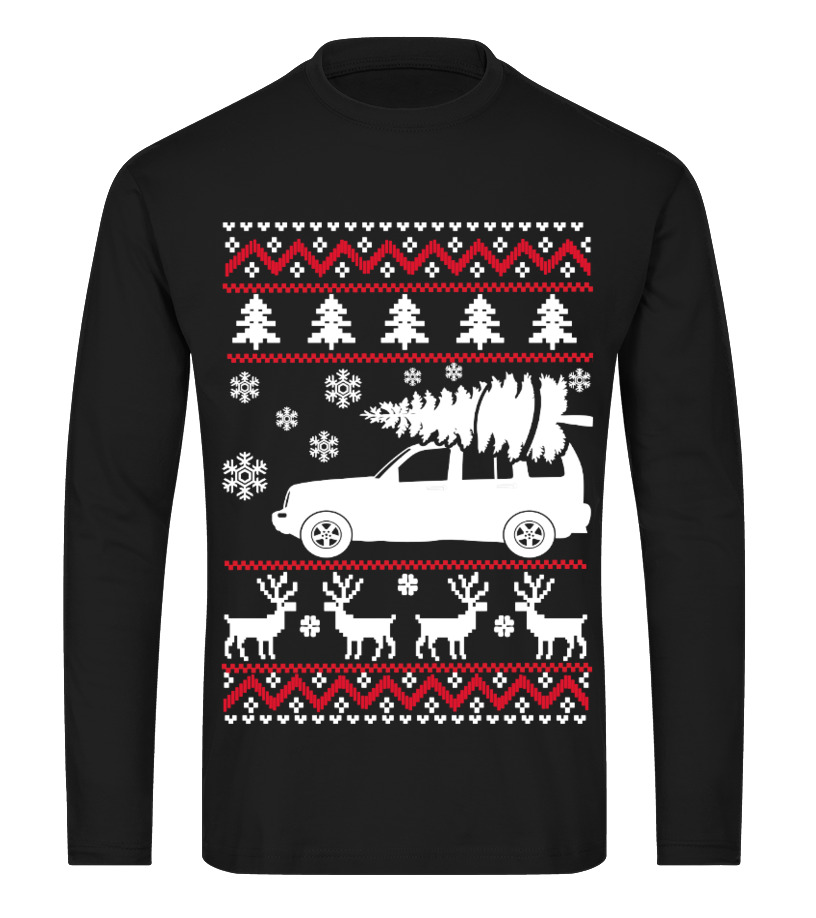 Jeep Liberty Ugly Sweater