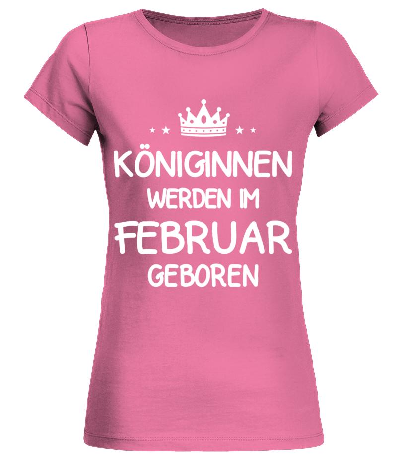 Königinnen Februar Geboren