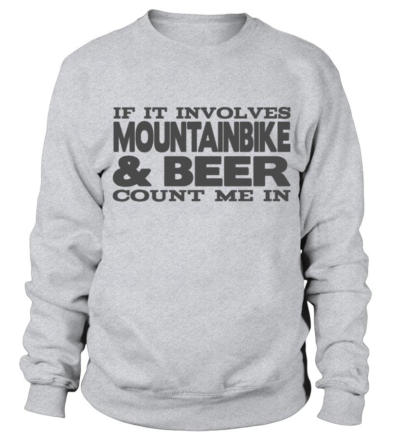 Mountainbike & beer