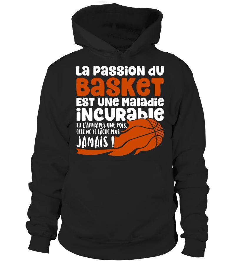 ✪ La maladie du basket t-shirt cadeau ✪